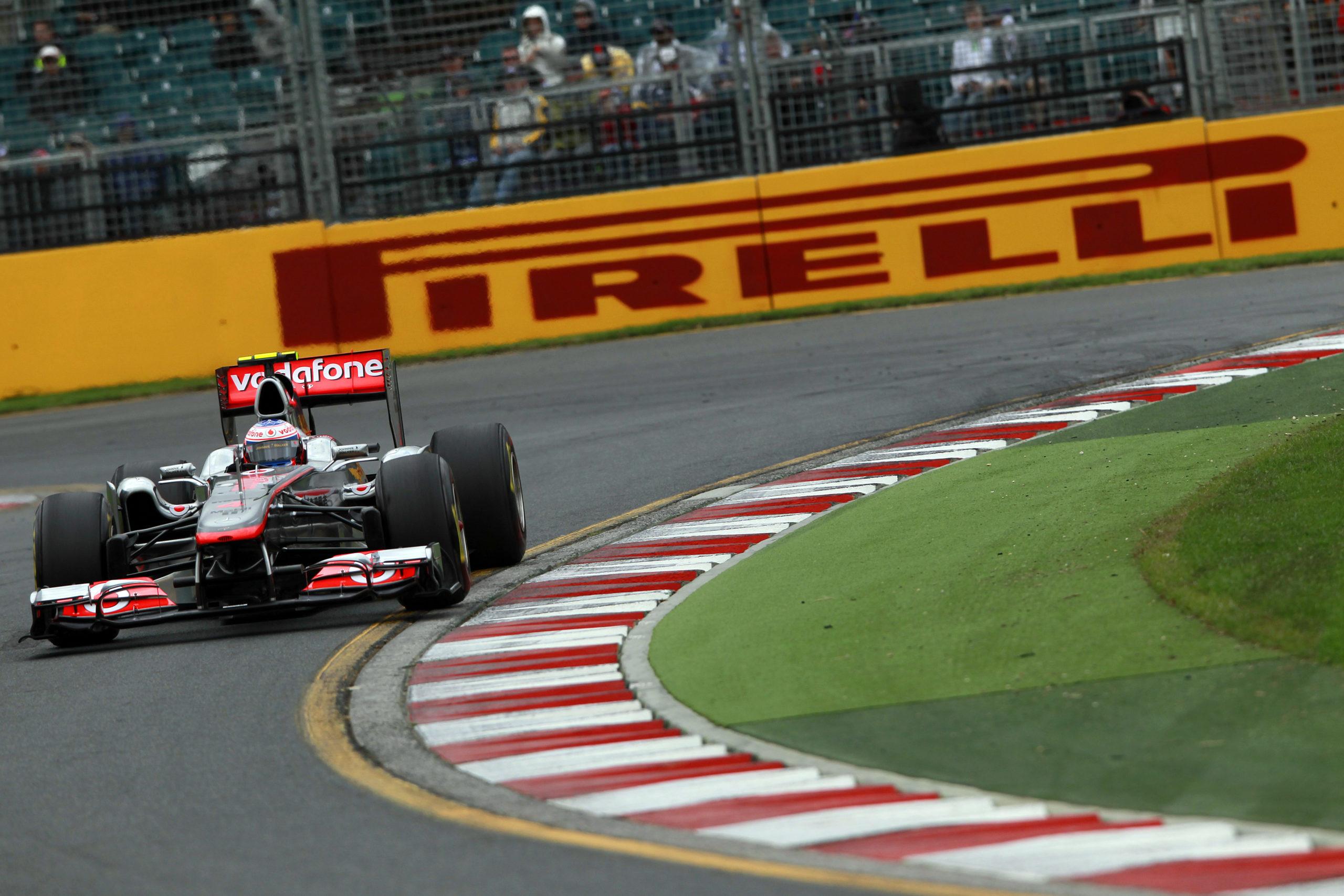 Unforgettable races: Australian Grand Prix 2010