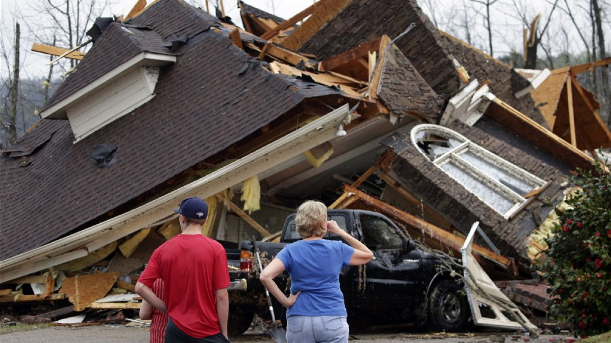 At least five people have died in a hurricane in Alabama