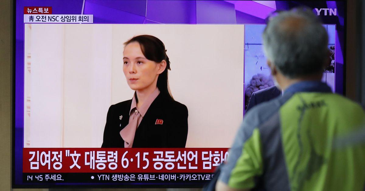 Biden headline warning: Don't provoke North Korea |  Abroad