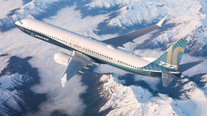 Boeing 737 Max still on the ground in China |  Currently