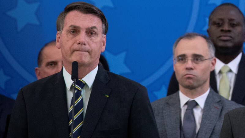 Brazilian army commander resigns after sacking of the defense minister
