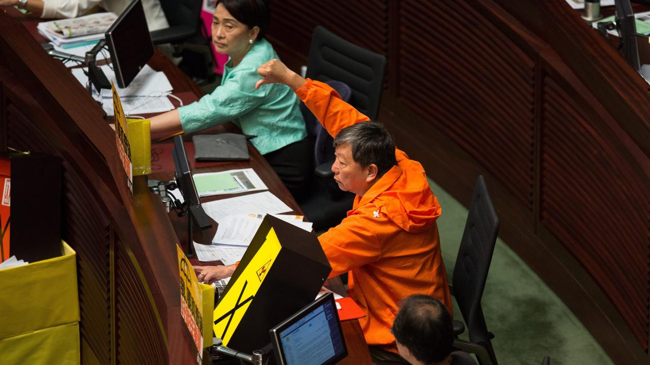 China finally agrees to Hong Kong's controversial electoral reform  right Now