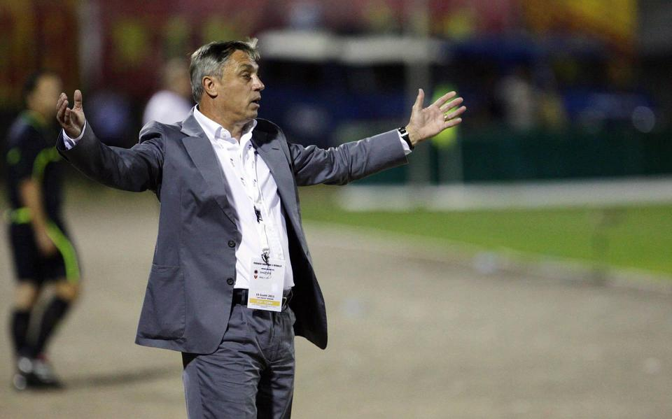 Croatian football coach Kränjär has passed away at the age of 64