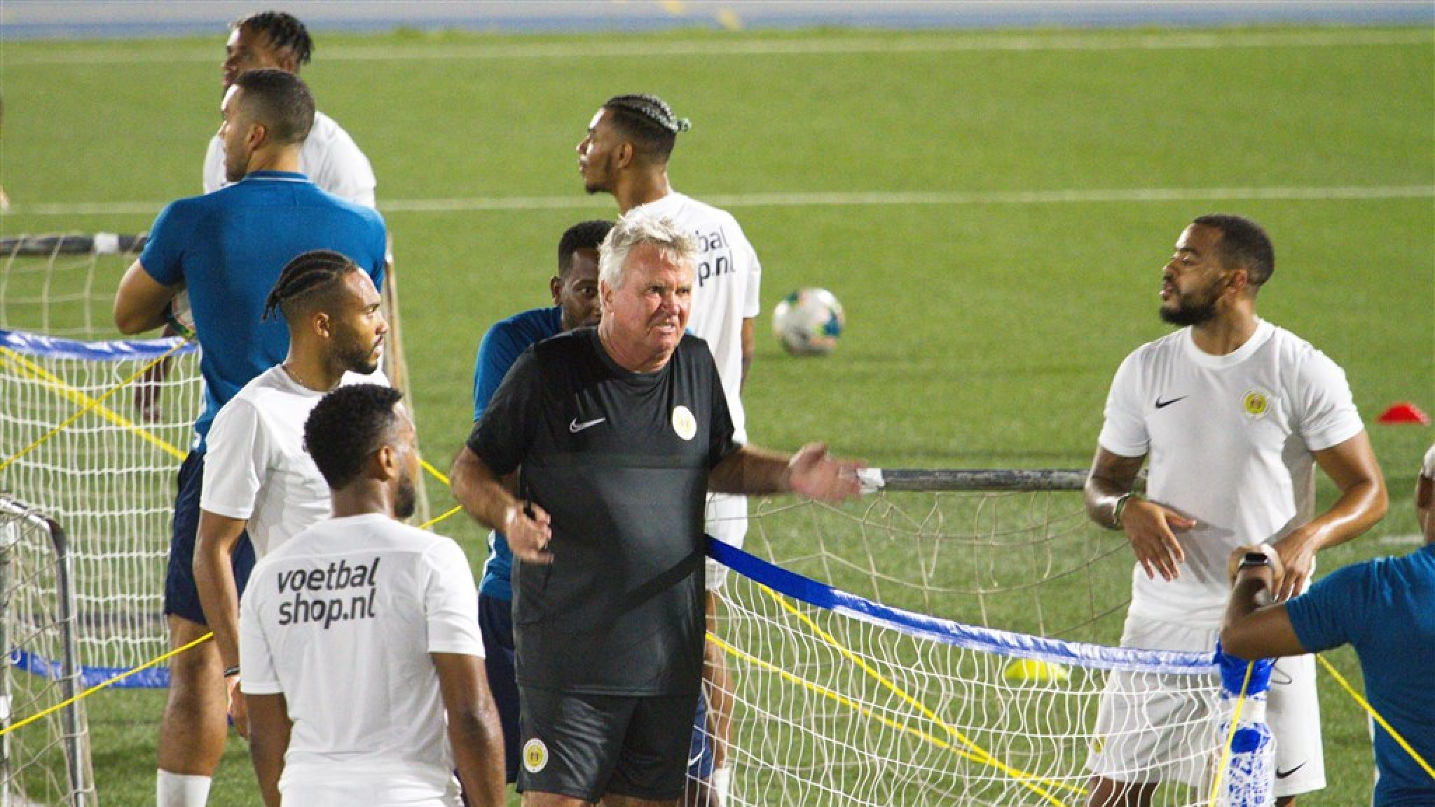 Curaçao wins again in World Cup qualifiers, this time against Cuba