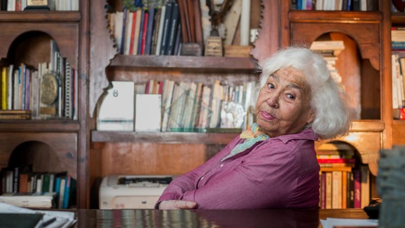 Egyptian writer and feminist Nawal El Saadawi dies, at the age of 89    Currently