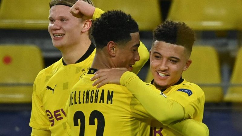 English players Dortmund are not allowed to go to their families this Christmas |  Foreign football