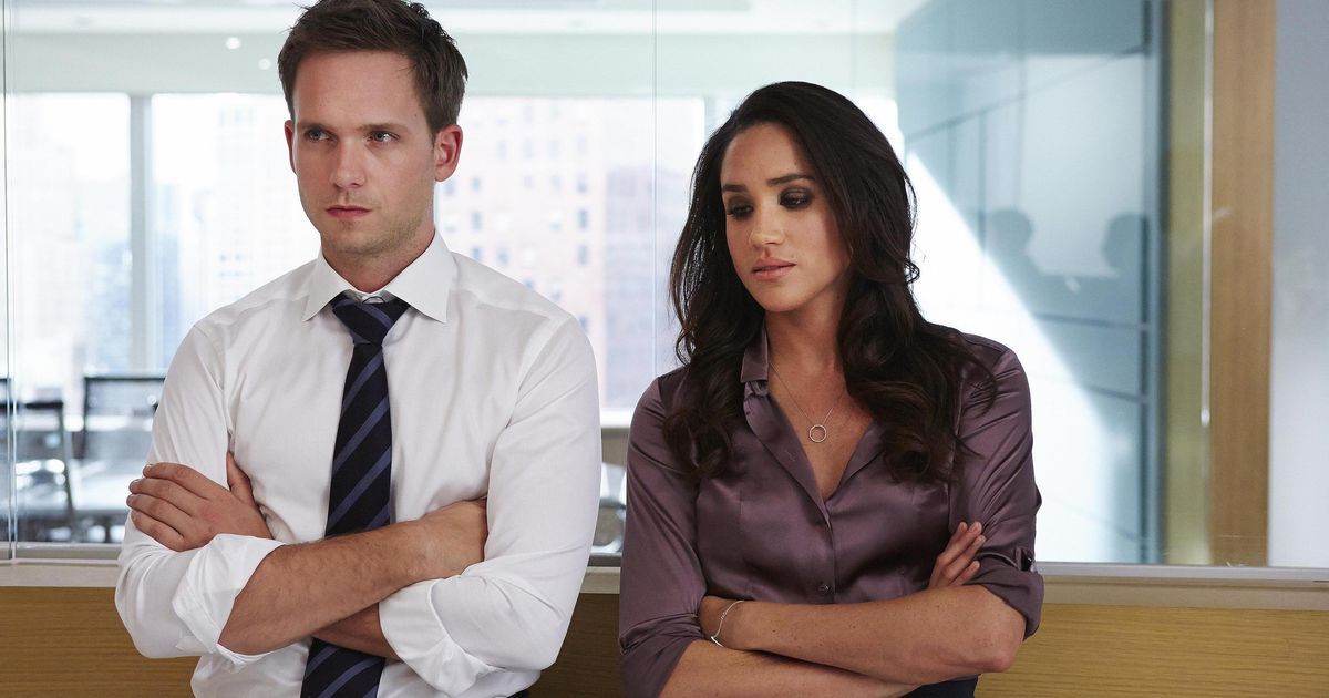 Fellow Patrick J.  Adams slams the British royal family |  Entertainment