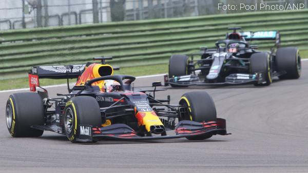 Formula 1 live on TV in 2021