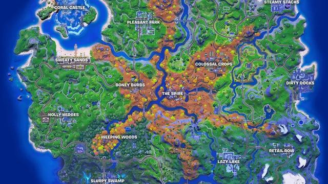 Play island map.