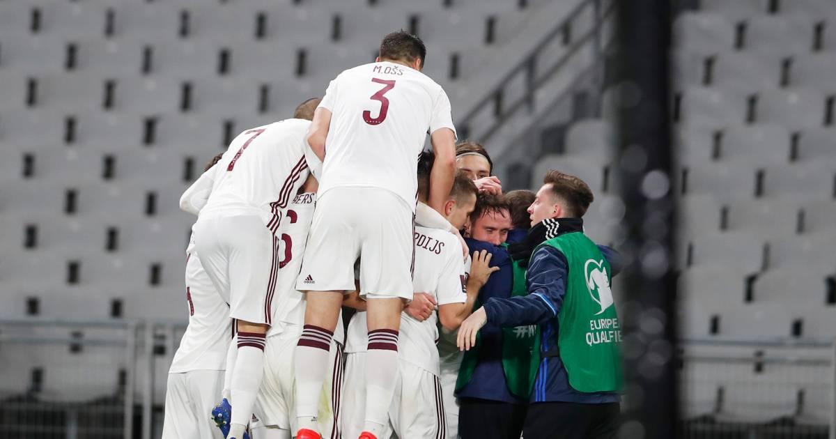 Good news to Orange: Turkey defeats comfortable progress against Latvia |  sport
