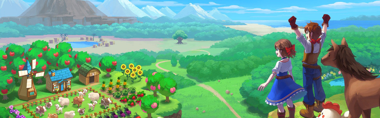 Harvest Moon: One World Review – A Long History