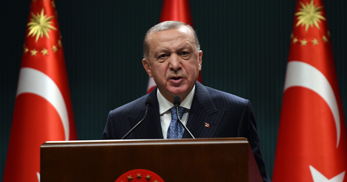 He reported to Erdogan by phone in Turkey's dressing room after a stunning victory over Orange