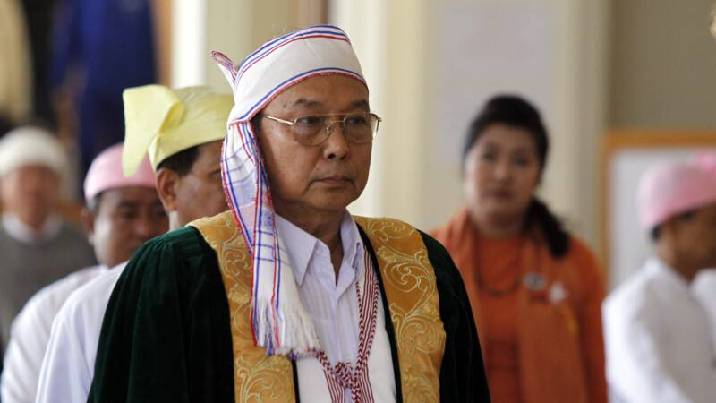 Hidden Myanmar government makes itself heard for the first time: promises of revolution