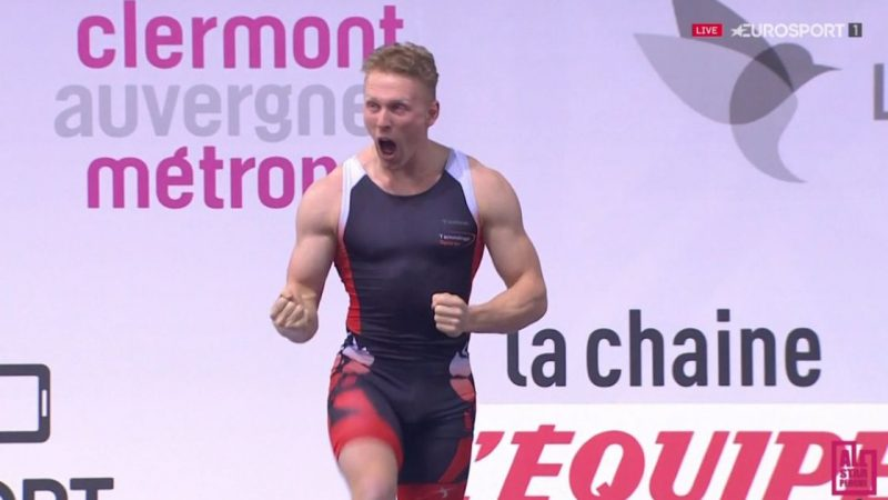 Incredible Menno Vloon Dramatically Improves Dutch Pole Record |  sport