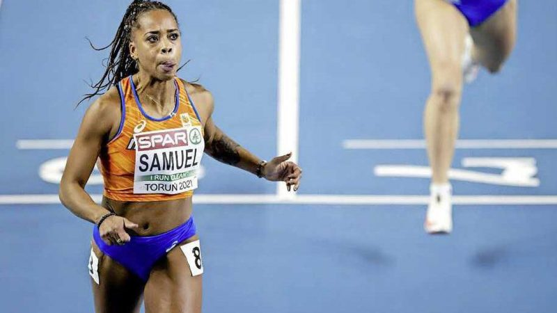 Indoor Athletics European Championships: Samuel in the 60m Final extends his Weser title |  sport