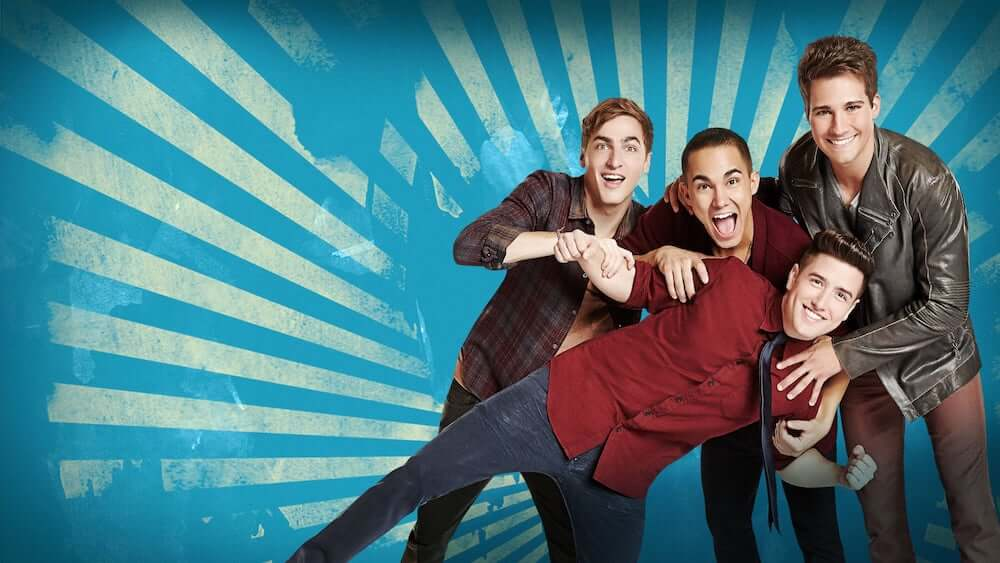 Is Nickelodeon's Big Time Rush Coming to Netflix?