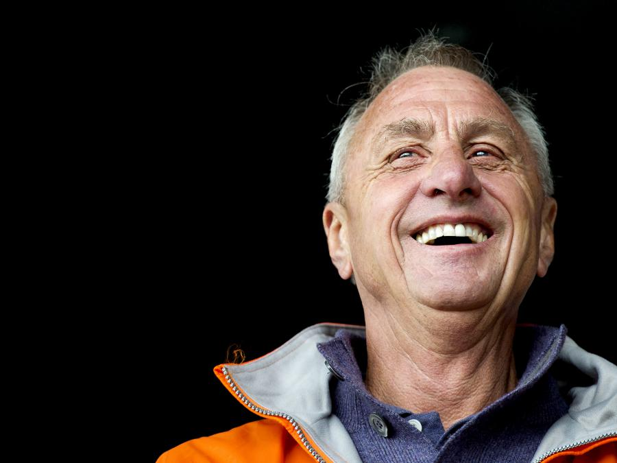Jansma cyst on the independent soul Johan Cruyff: He made his own decisions