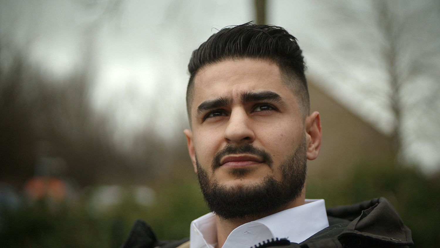 "Mazloum, 26, has lived in the Netherlands for 22 years but does not obtain a passport: "" I am in a process without a way out """