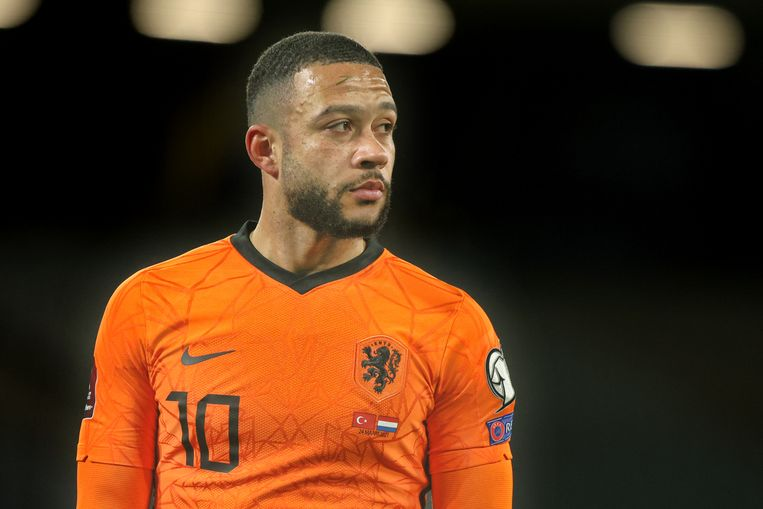 Memphis Depay not yet working on Qatar: 'as a footballer you live in the moment'