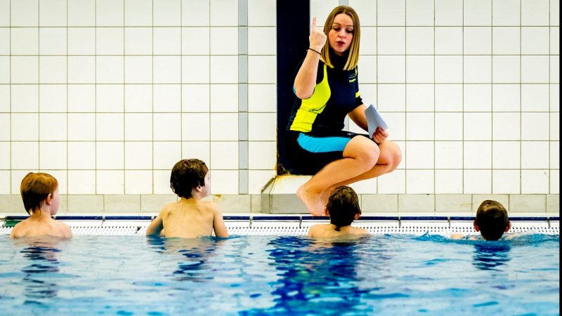 More space for outdoor sports, swimming lessons, and nursing home visits |  Currently