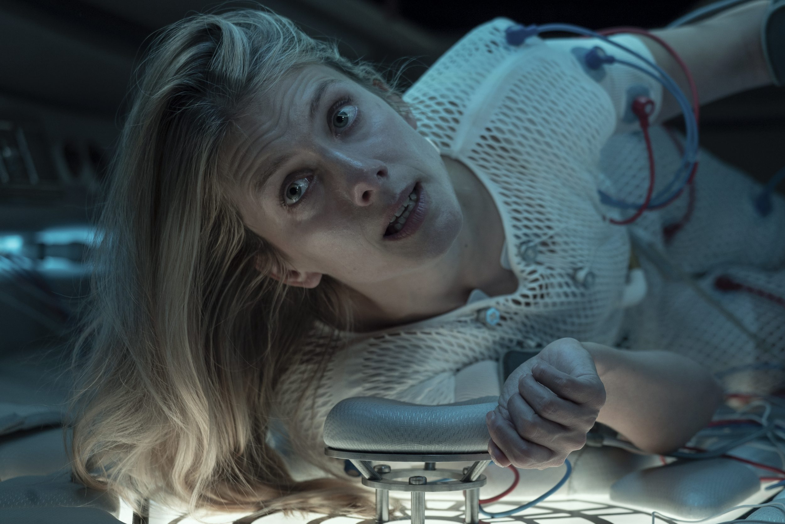 Netflix will release the action sci-fi thriller Oxygen: Locked in Space on May 12