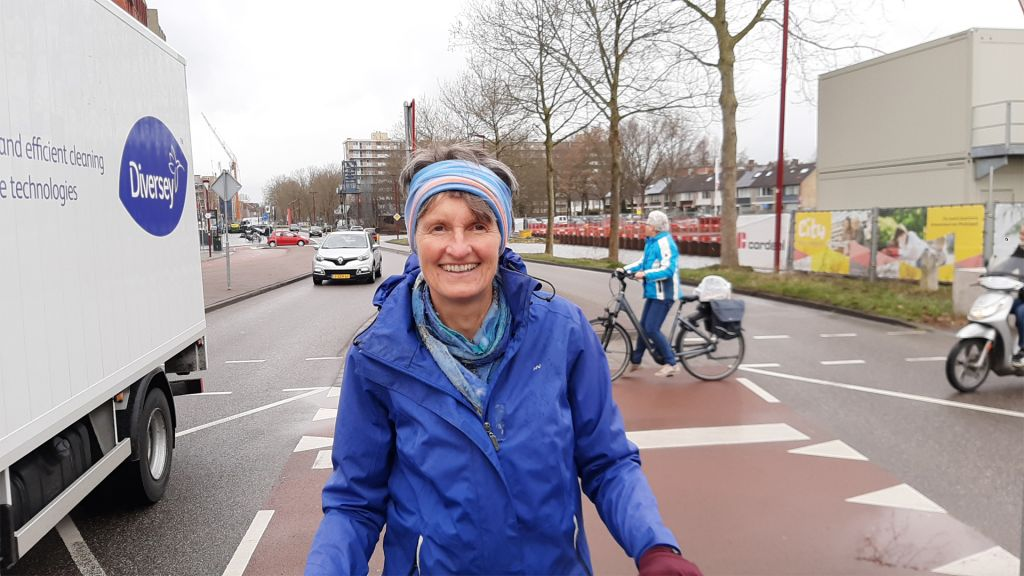 Nieuwegein wants to give space to cyclists, Fitzersbond criticizes plans