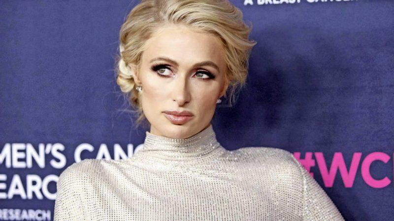 "Paris Hilton: ""David Letterman deliberately humiliated me"" |  Entertainment"
