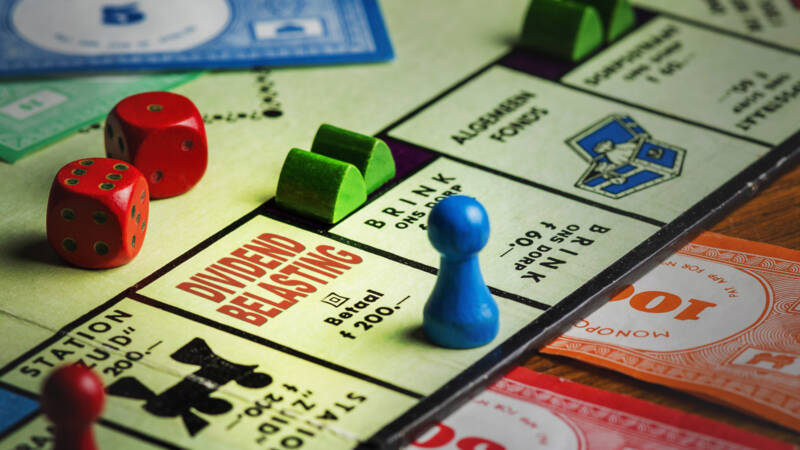 Pay if your litter doesn't separate: Monopoly Community Fund Cards are socially conscious