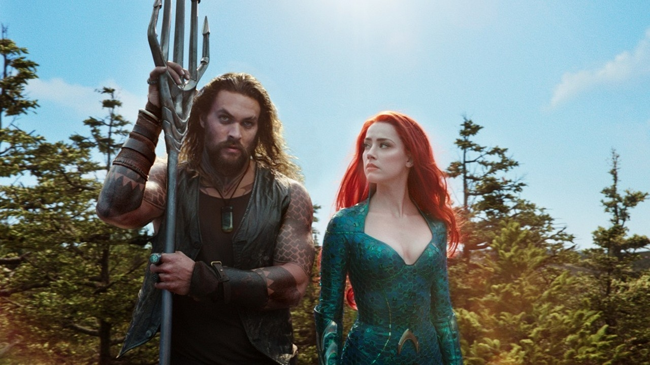 Posts 'Aquaman 2' begins quickly with the mysterious work title