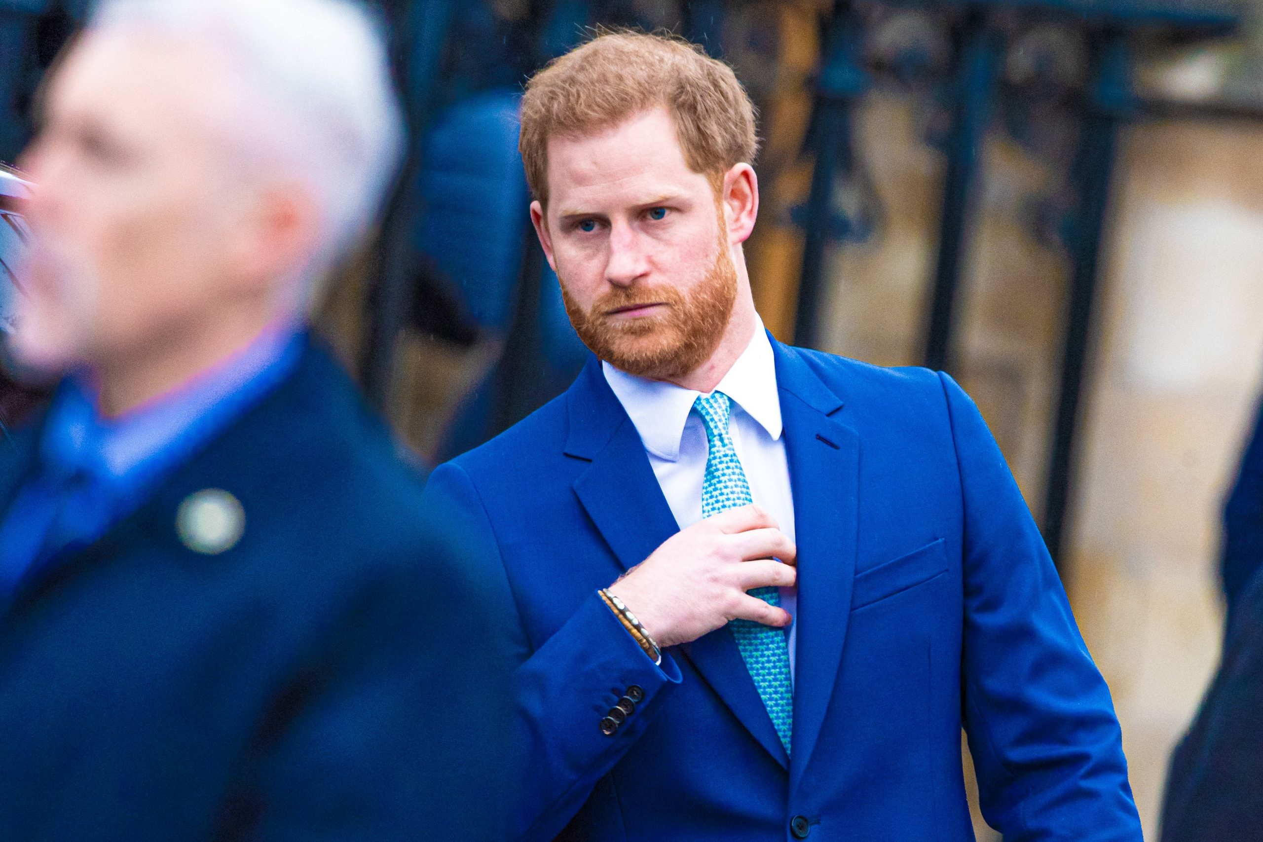 Prince Harry will be the CEO of a Silicon Valley startup