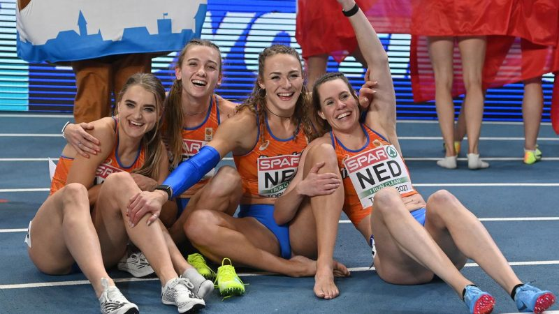 Raleigh's women dream of success in the Tokyo Games after the European Championships    Currently