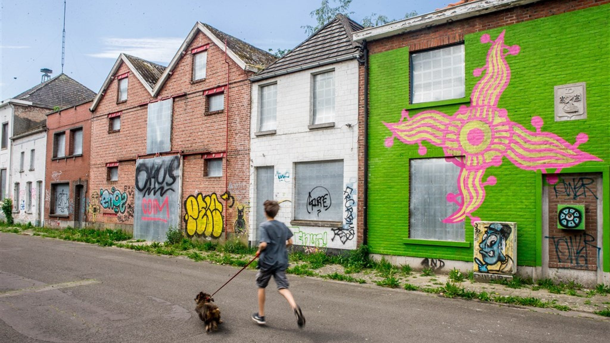 """Rebuilding the """"ghost village"""" of Doel: """"a lot of potential"""""""