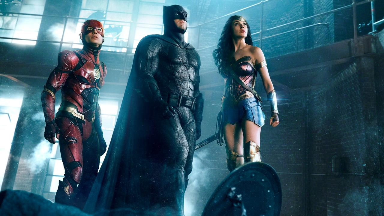 "Review Overview: A new version of Justice League that is ""entertaining but humorous"" 