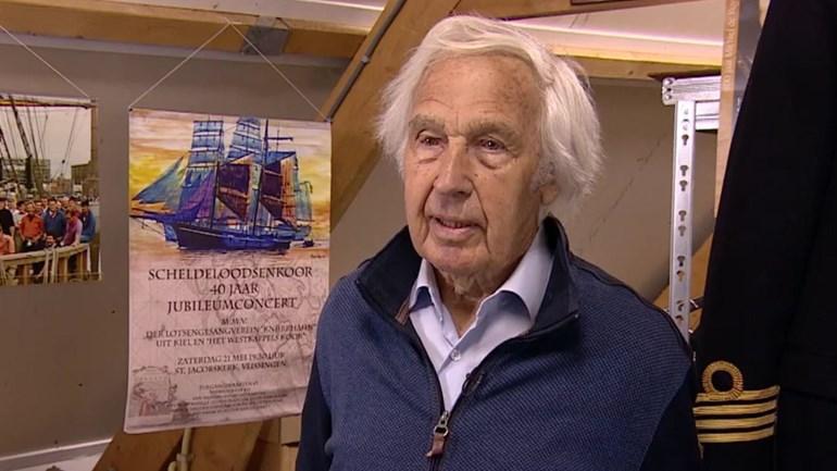 Shelterudson choir Albert Weldkamp has passed away