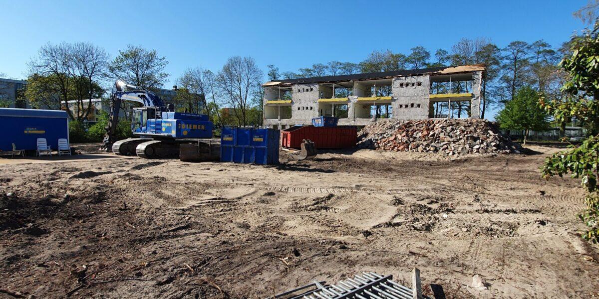 Space for 400 homes in Tilderskady