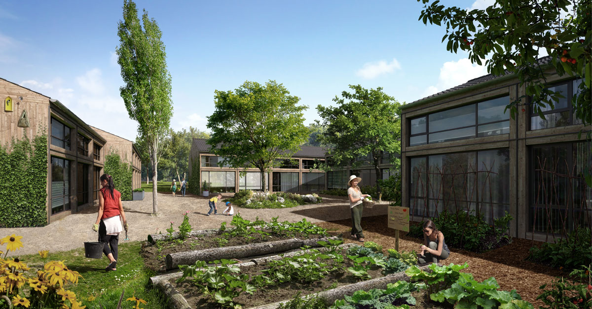 Temporary homes in Eindhoven provide space for innovation