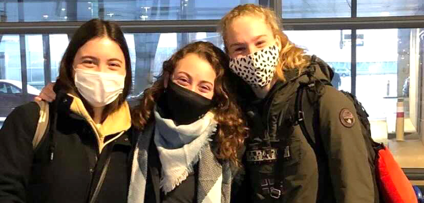 Three hockey players from Lehigh bring home the Netherlands