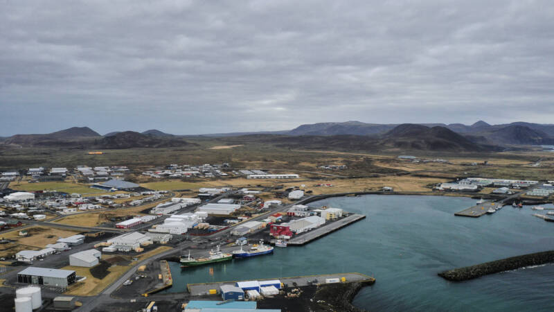 """""""Unprecedented seismic event"""" in Iceland: 50,000 earthquakes in three weeks"""