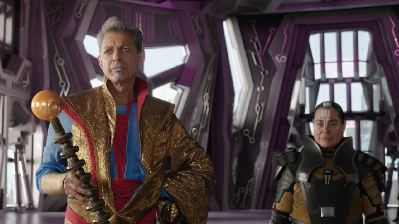 Will Jeff Goldplum return as Grandmaster in 'Thor: Love and Thunder' or not?