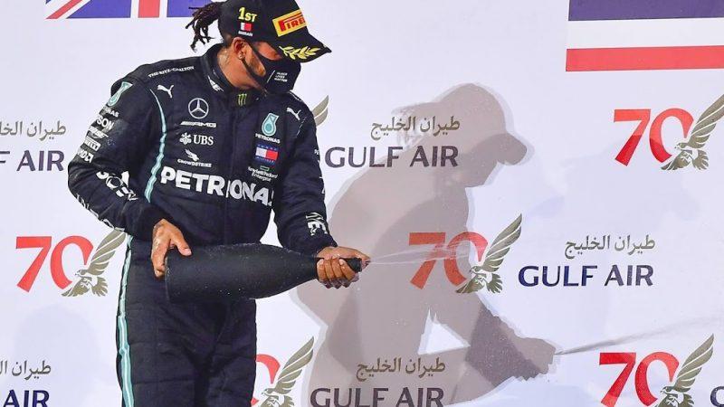 World champion Hamilton has a new goal in Formula 1
