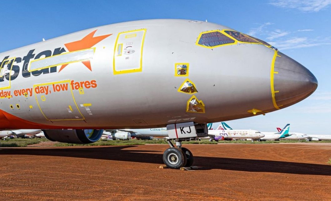 Qantas Group expects to remove Jetstar-787 aircraft from the desert and retain all A380 aircraft