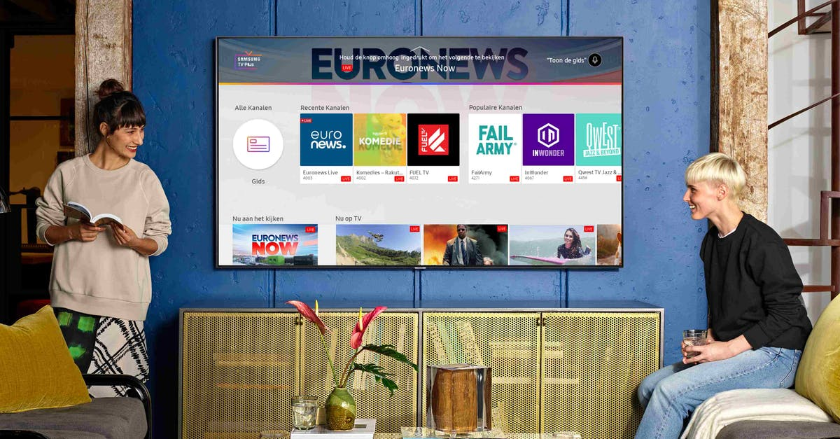 Samsung TV Plus announced: the free streaming service for Samsung Smart TVs and soon also for Samsung phones