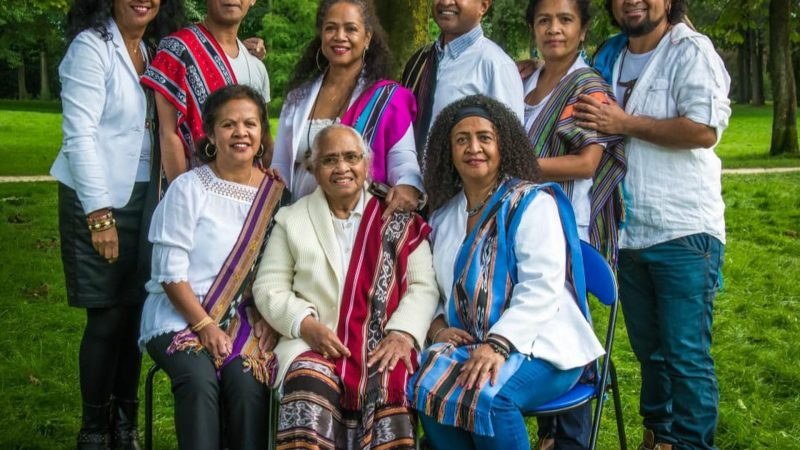 In Memorial: Says Farewell to Moluccan Community Leader Mariana Badbinon-Sotzepoyan