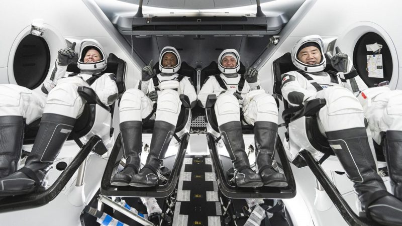 These are the highlights of SpaceX in recent years |  right Now