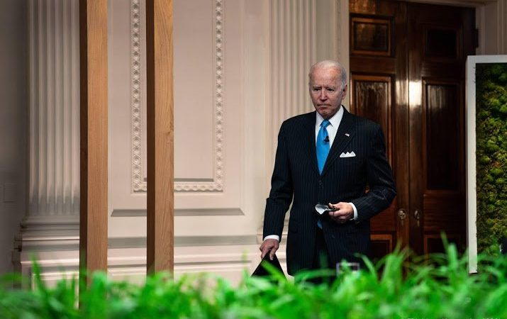 Biden: Climate policy offers significant economic opportunity