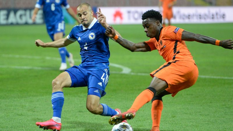Football and Sports |  The arrest of the Dutch team file
