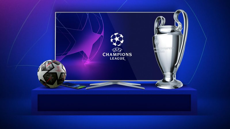 Where you can watch the UEFA Champions League