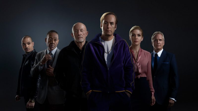 When will season 5 of Better Call Saul be shown on Netflix?