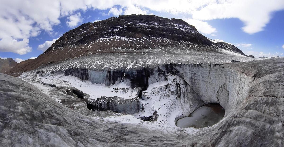 Commentary on retreating glaciers