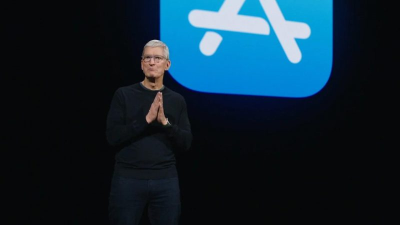 Brussels is reported to have sued Apple for the App Store  This week now